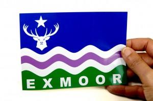 Exmoor Bumper Sticker
